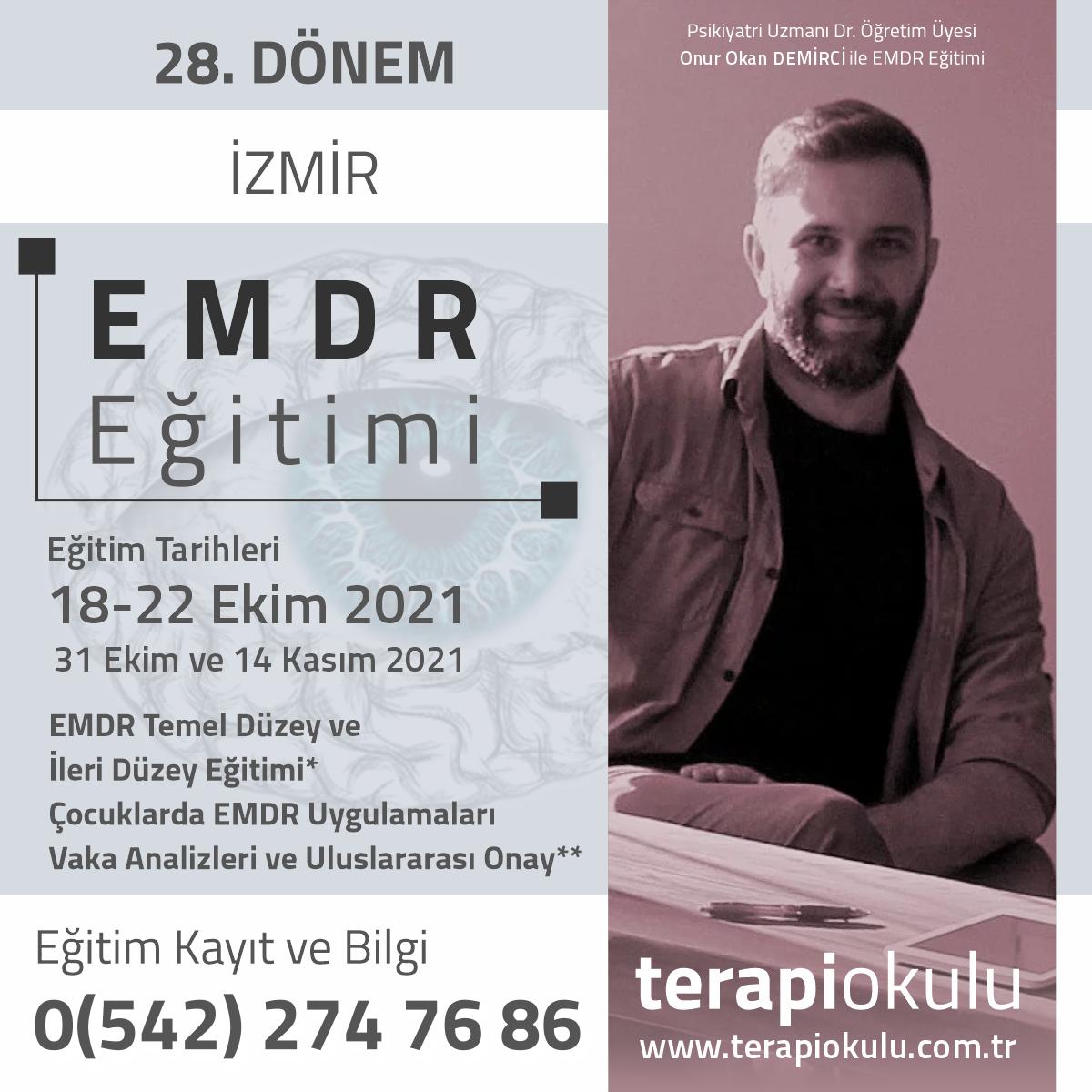 EMDR Eğitimi İzmir 28