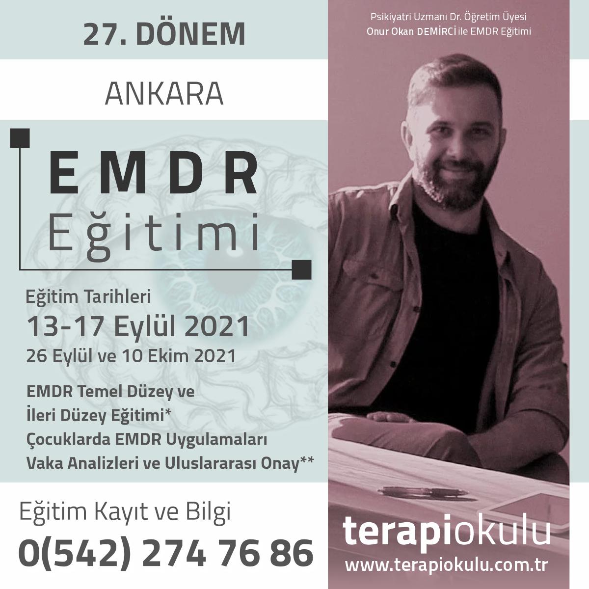 EMDR Eğitimi Ankara 27